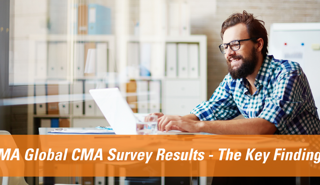 IMA Global CMA Survey Results – The Key Findings